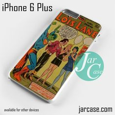 Superman Comic Cover - Z Phone case for iPhone 6 Plus and other iPhone devices