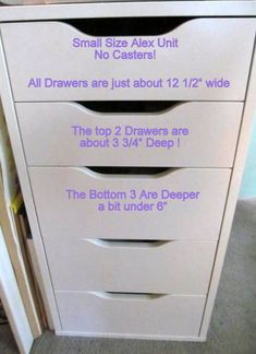 Image result for EKBY ALEX Shelf with drawers, white hack to add drawers to desk