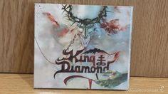 KING DIAMOND. HOUSE OF GOD. DIGIPACK-CD / MASACRE RECORDS - 2000 / LIGERAS MARCAS.