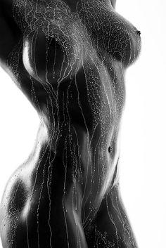 Naked young woman by Slinky-Aleksandr Lishchinskiy on 500px
