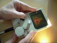 ▶ ATARI Punk Console Circuit Bending with Game Boy case mod