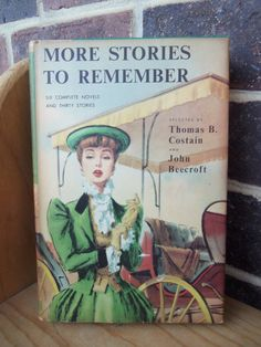 BOOK // More Stories To Remember // 6 Novels and 30 by The5thHouse, $10.00