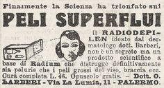 Radiodepilen by VINTAGE AD, via Flickr