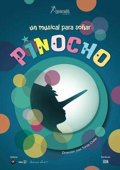 PINOCHO, UN MUSICAL PARA SOÑAR, en el Teatro Rialto