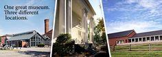 The American Civil War Museum, Historic Tredegar, The Museum of the Confederacy Appomattox, White House of the Confederacy, Richmond, VA
