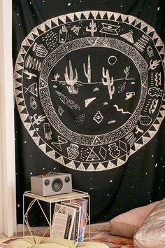 DENY Designs Kris Tate Inside Deserts Tapestry