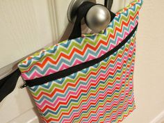 12x10 More Colors Small Wet Bag. Medium Wet by SweetPeasHandmade, $13.99