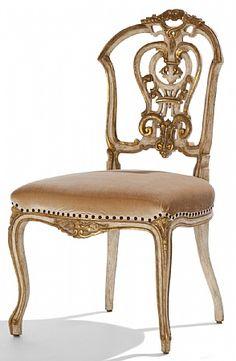 Dauphine II Side Chair