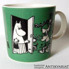 1996-2002 Moomin Mugs, Tove Jansson, Cups, Tableware, Design, Mugs, Dinnerware, Tablewares