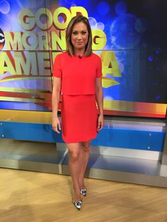 I bought this dress at @bcbgmaxazria and the shoes at @dior , earrings at @bananarepublic