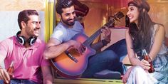 """""""This album is a love letter to music. The artists manage to infuse their listeners with a sense of longing and nostalgia, taking them on a journey just like the main characters of the film"""" Ho Mann Jahaan Sheheryar Munawar Siddiqui Adeel Hussain Mahira Khan #AtifAslam #ZebBangash #Asrar #JimmyKhan #TinaSani #MaiDhai"""