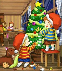 Mother 3 (Earthbound 2) - Christmas