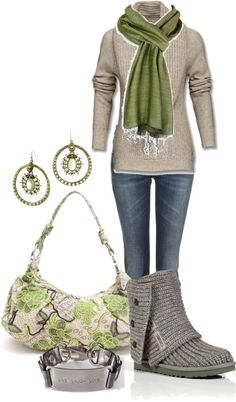 """""""live laugh love in green"""" by jewhite76 on Polyvore"""