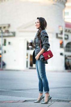 3. WENDY'S LOOKBOOK Wendy Nguyen de Wendy's Lookbook vive en Los AngelesWendy Nguyen de Wendy's Lookbook vive en Los Angeles - MujerHoy