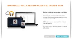 Google Music now available in Italy