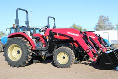 We Deliver! Brand New! 2018 YANMAR 59XH 4X4 60HP Tractor - $29950 call or text Sean  843-321-1500 Yanmar Tractor, Tractors For Sale, Equipment For Sale, 4x4