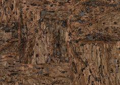 I love Candice Olson. - York Wallcoverings Candice Olson Dimensional Surfaces Cork on Metallic Wallpaper