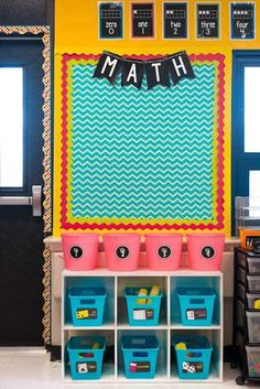 Classroom Reveal- The best organized classroom I've ever seen!
