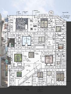 Gallery of HEM House / Sanuki Daisuke architects - 30