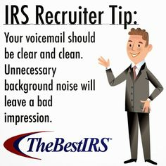 Is your voicemail clear and professional? Don't let it cost you your next job.
