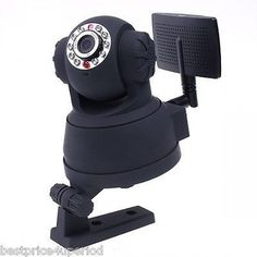 MINI GADGETS IPCameraPro Professional Quality IP Camera Hidden Spy Cam 640x480