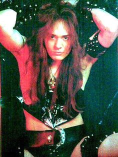 Quorthon, Bathory. I can remember trying to nick this pic off a mates bedroom wall after seeing Dismember in Bradford!