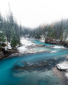 New post on quiet-nymph Yoho National Park, National Parks, Destinations, Le Shop, Winter Beauty, Nymph, Running Away, Positive Vibes, Places To Go