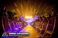 Spring Awakening Music Festival, Chicago #edm #massedmc #festival