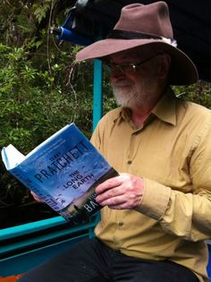 Terry Pratchett reads.