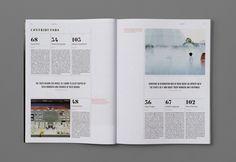Avaunt Magazine Issue One — Alex Hunting Studio