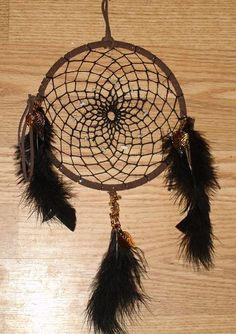 Dream-catchers are pretty, I want to use this pattern to make a chair!