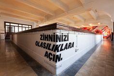 2nd Istanbul Design Biennial on Behance