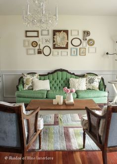 Eclectic Home Tour S