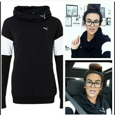 Puma Swagger Hoodie This is for a SMALL black PUMA Swagger hoodie, model pictured and listed. It is the same one that is sold out everywhere and featured by Nicole Guerriero. Keep in mind this item is sold out and in high demand. Please use the offer button below. Puma Other