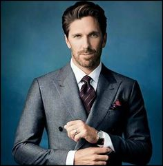 Because it's fashion... and he's hot!   Henrik Lundqvist, NY Rangers Goalie
