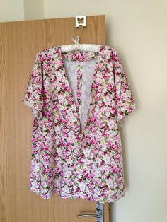 Simplicity K1620 kimono top