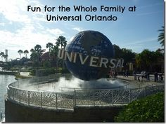 Do you LOVE Universal Orlando?  #Universal has fun for the whole family!