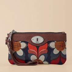 """A tiny wrist bag (only 7""""x3""""x4"""")! Love this!"""