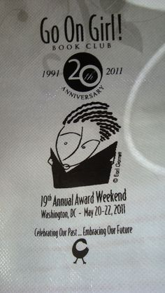The 20th Annual Author Award Weekend in Washington D.C., May 2011