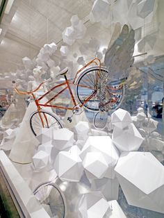 Hyundai Department Store In-Store Installations & Window Display by Prop Studios, Seongnam – South Korea » Retail Design Blog