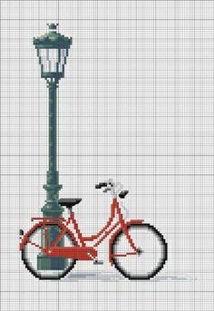 Vélo à Paris.