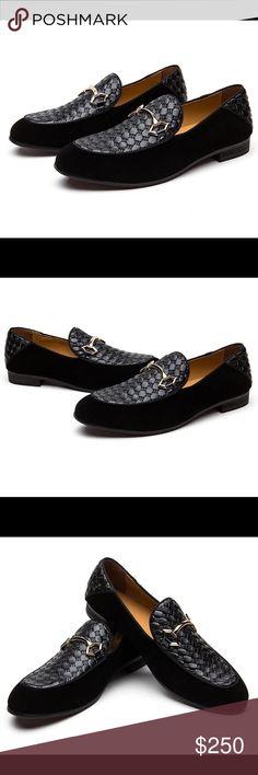 39f2c746d3b Men Black Velvet Loafers Size 6-13.5 Shoes Loafers   Slip-Ons Raymond Suit