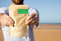 Feel fresh and ready for the week. curated by Copious Bags™ Food Packaging, Packaging Design, Beef Jerky, Kraft Paper, Spice, Fresh, Feelings, Bag, Instagram Posts