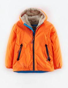 Sherpa Lined Anorak