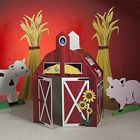 Farm Animals & Barn decorations