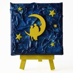 Pair (Párban) - 10 x 10 cm x 14 cm), 2018 Minion, Techno, Hold On, Flag, Textiles, Stars, Country, Night, Africa