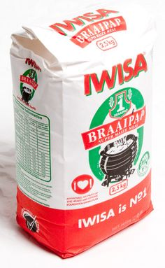 Iwisa braai pap - a South African maize product. South African Dishes, South African Recipes, Brand Icon, The Secret Book, Out Of Africa, African Culture, Photo Projects, Vintage Recipes, Cartoon Images