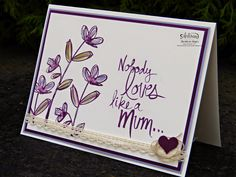 Barbaras Kreativ-Studio : Mum's Love - Artisan Design Team Blog Hop