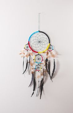 Rasta Inspired Dreamcatcher from Earthbound Trading Co to filter the good dreams to you Bamboo Curtains, Medicine Wheel, Lucid Dreaming, Wall Decor, Wall Art, Unique Outfits, Home Gifts, Sweet Home, Dream Catchers