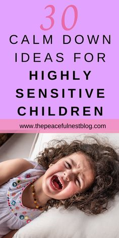 Do you have a highly sensitive child? Here are 30 calm down techniques that can help your child learn to self-soothe. #calmdown #tantrum #anxiety #highlysensitive #sensitivechild #momlife #motherhood #raisingkids #calmdown #parentingtips #parentingadvice #peacefulparenting #calmparenting #gentleparenting #intentionalparenting Peaceful Parenting, Gentle Parenting, Parenting Advice, Child Behaviour, Toddler Behavior, Potty Training Tips, Attachment Parenting, Highly Sensitive, Mom Advice